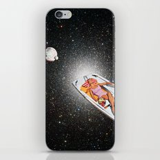 Cosmic Float iPhone & iPod Skin