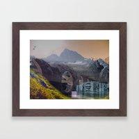 Imposscape_02 Framed Art Print