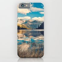 iPhone & iPod Case featuring Reflets by Hereandnow.ch