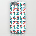 Number iPhone & iPod Case