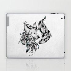 Fox B&W  Laptop & iPad Skin