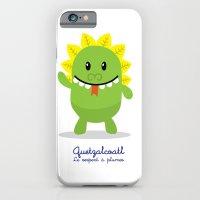 Quetzalcoatl - Le Serpen… iPhone 6 Slim Case