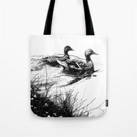 Swim, Swam Tote Bag