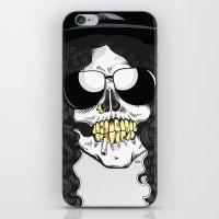 Skulls of Rock: Slash iPhone & iPod Skin