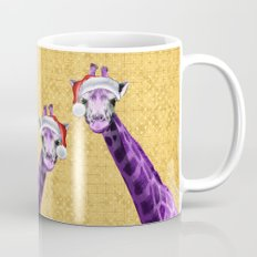 Tis The Season - Giraffe Mug