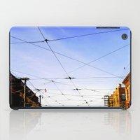 Queen Street Grid iPad Case