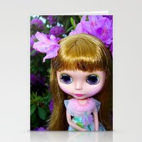 Floral Blythe Stationery Cards