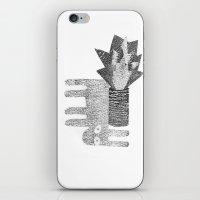 Quick Rabbits iPhone & iPod Skin