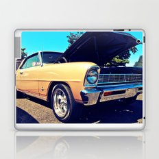 Classic Chevy Nova Laptop & iPad Skin