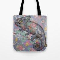 Chameleon(4) Tote Bag