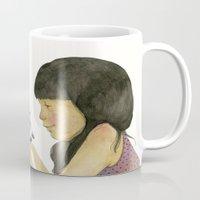 I adore you, baby Mug