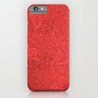 Lucy Flowers iPhone 6 Slim Case
