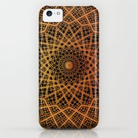 iPhone Cases featuring Orange Star by Alex Greenhead