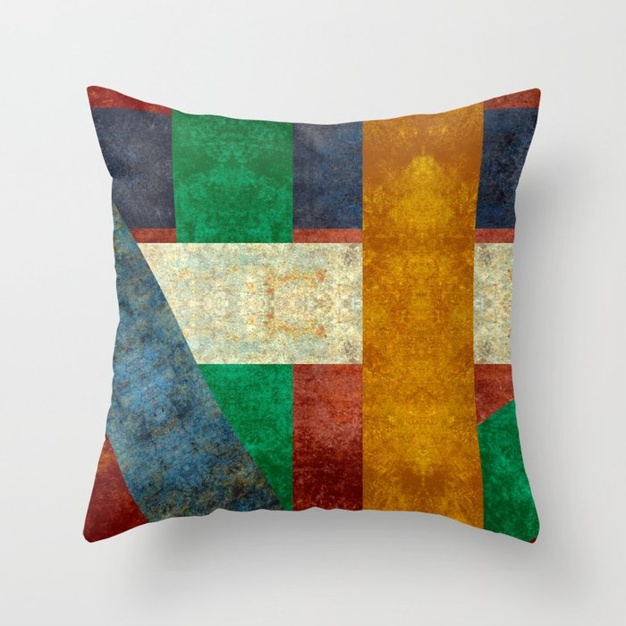 new age totem poles pattern throw pillow by new age handcrafted dream pillow metaphysical home decor