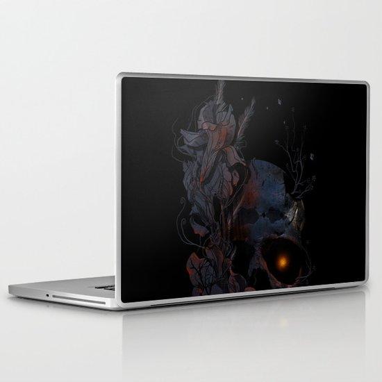 DeathBlooms Laptop & iPad Skin
