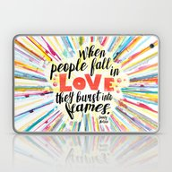 Ill Give You The Sun Quo… Laptop & iPad Skin