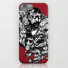Horror Doodle iPhone 6s Slim Case