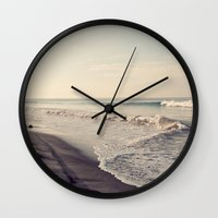 Waves Wall Clock