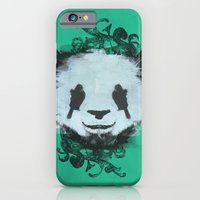 Pretty Panda iPhone 6 Slim Case