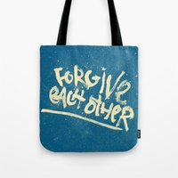 Take Care of Each Other, Part 5 Tote Bag