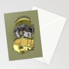 C Thru PO Stationery Cards