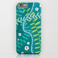 Tangled Vines iPhone 6 Slim Case