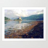 Eilean Donan Castle. Art Print