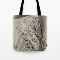 Yosemite Half Domes Back… Tote Bag