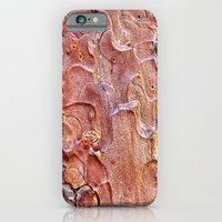 bark abstract iPhone 6 Slim Case