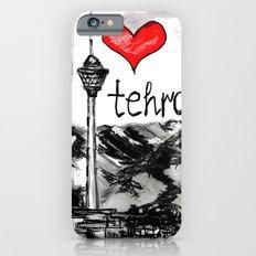 I Love Tehran  iPhone 6 Slim Case