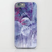 iPhone & iPod Case featuring blooming universe by Marianna Tankelevich