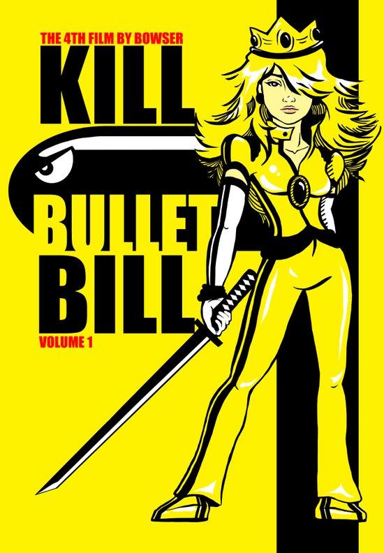 Kill Bullet Bill Canvas Print