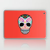 Mexican Skull Laptop & iPad Skin
