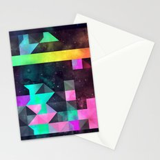 hyppy f'xn rysylyxxn Stationery Cards