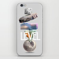 Level iPhone & iPod Skin