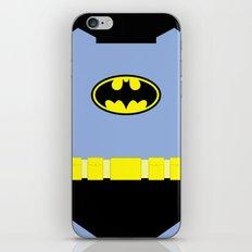 Bat Man - Superhero iPhone & iPod Skin