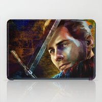 Knight Captain turned Advisor iPad Case