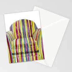 Last Chair Before Niagara Falls. Stationery Cards