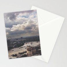 London Above Stationery Cards