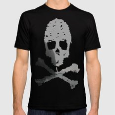 Ominous Tides Mens Fitted Tee Black SMALL