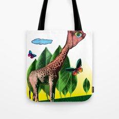 Girafe Tote Bag