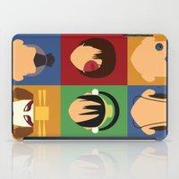 Team Avatar iPad Case