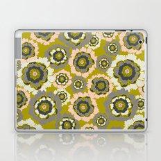 Floral3 Laptop & iPad Skin