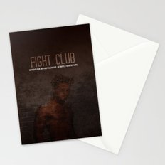 Fight Club  Stationery Cards