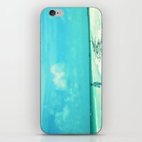 Platja Paradiso iPhone & iPod Skin