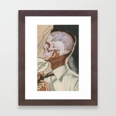 Headquarters Framed Art Print