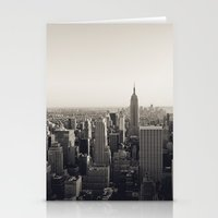Another Empire State Bui… Stationery Cards