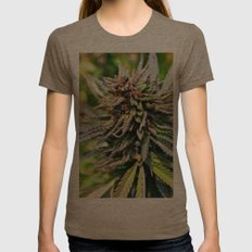 Purple Sticky Punch Womens Fitted Tee Tri-Coffee SMALL