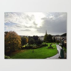 With Bated Breath Canvas Print