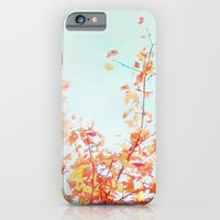 The Red and Yellow Tree iPhone 6 Slim Case